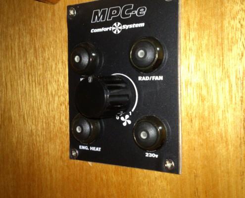Manöverpanel MPC